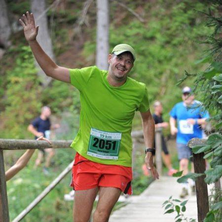 Běžecký trénink s Karlem Stögerem ve středu v 7:00 ráno