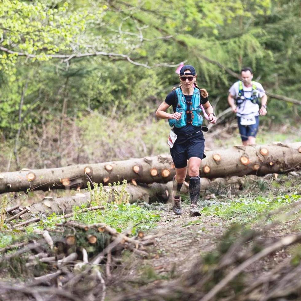 Kurz trailového běhu v Brně